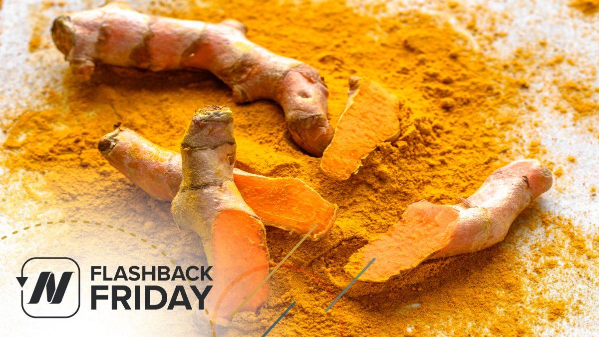 Flashback Friday: Carcinogen-Blocking Effects of Turmeric Curcumin | NutritionFacts.org