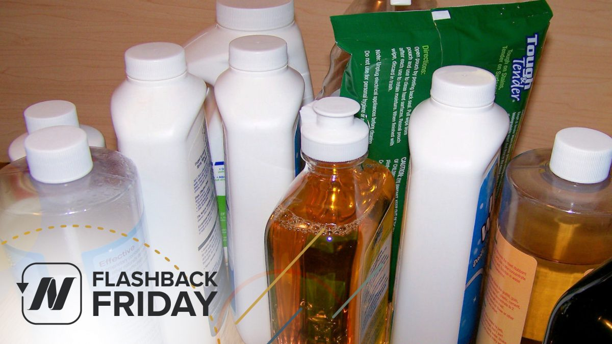 Flashback Friday: Do Natural and DIY Tea Tree Oil Cleaning Products Disinfect as Well as Bleach? | NutritionFacts.org