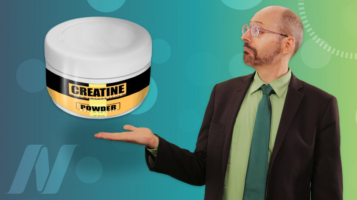 Should Vegetarians Take Creatine to Normalize Homocysteine?
