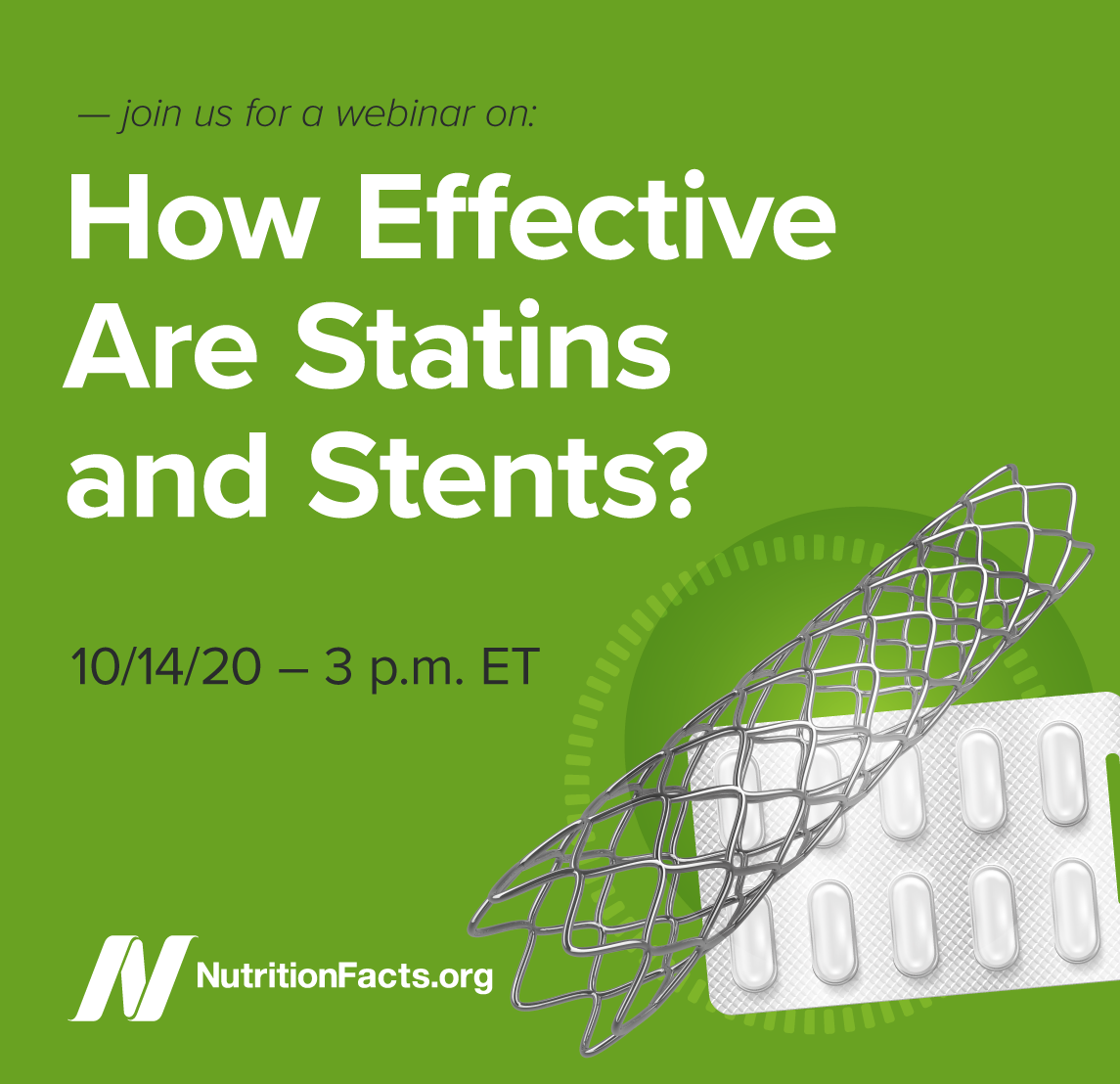 How Effective Are Statins and Stents