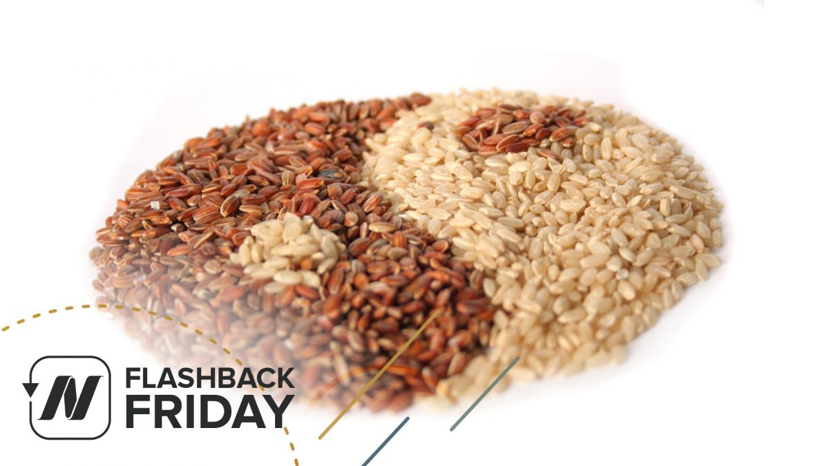Flashback Friday: Gut Microbiome - Strike It Rich with Whole Grains