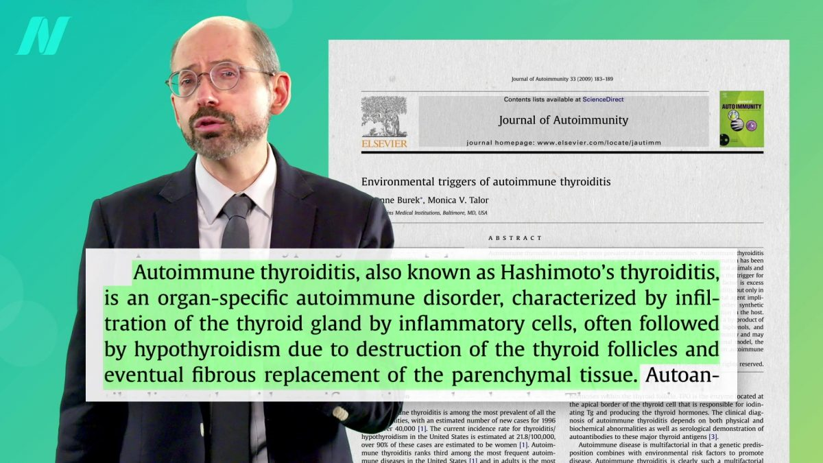 Diet for Hypothyroidism: A Natural Treatment for Hashimoto's Disease