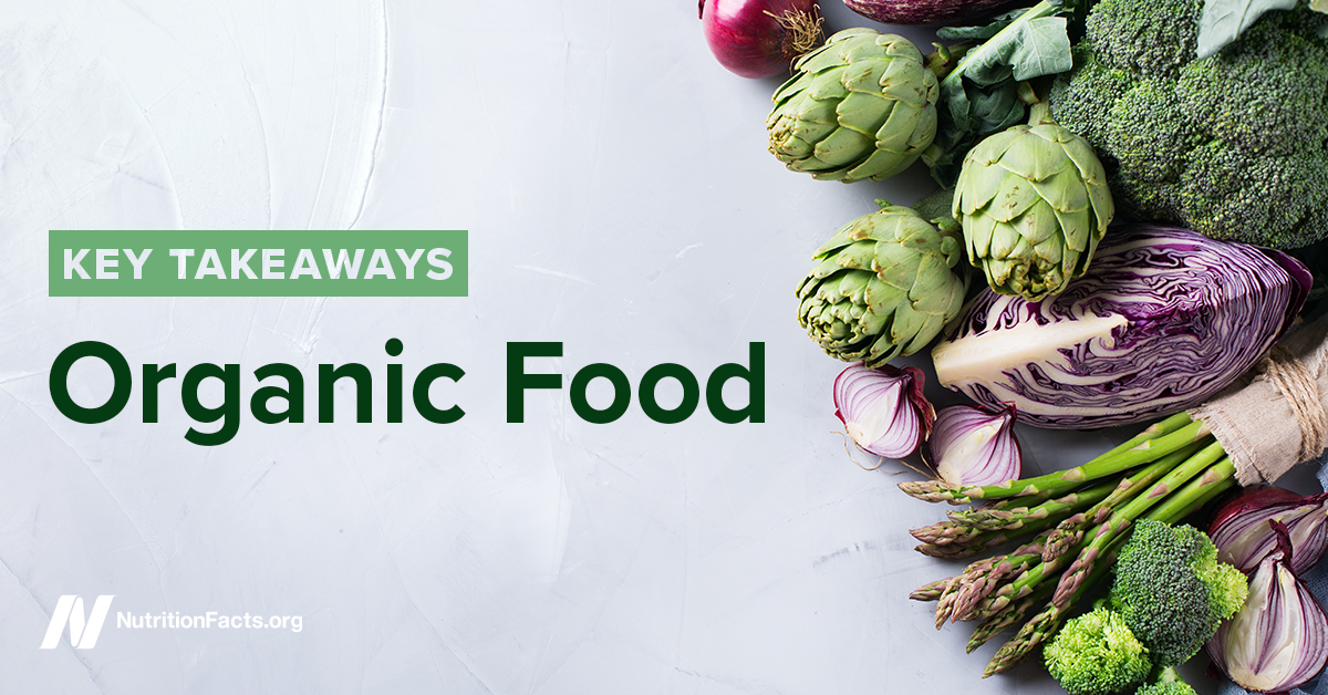 Key Takeaways on Organic Food