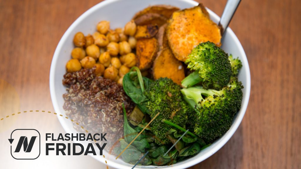 Flashback Friday: The Best Diet for Diabetes