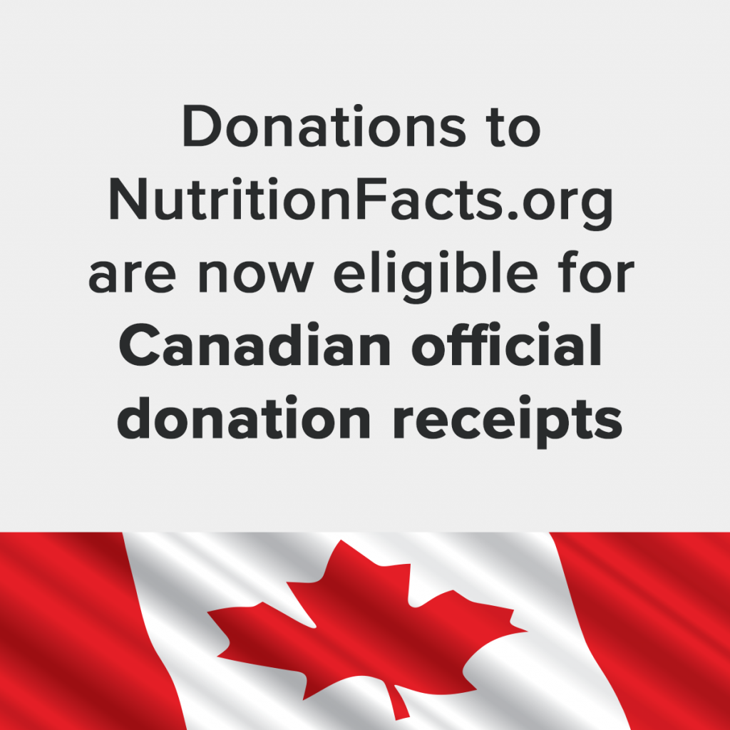 Canadian donations