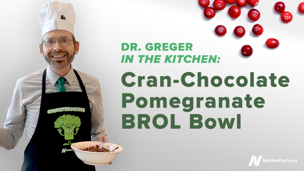 Cran-Chocolate BROL Bowl