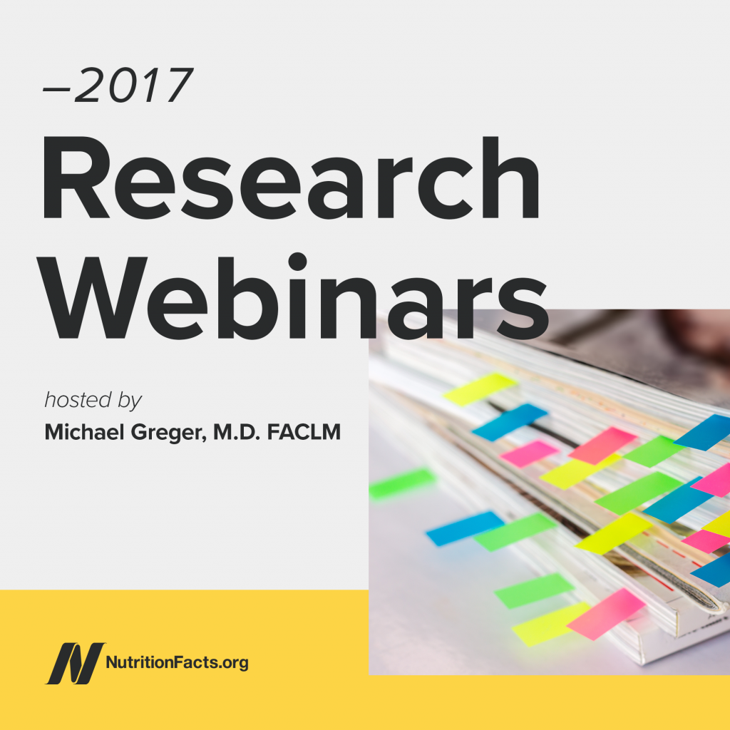 Research webinars