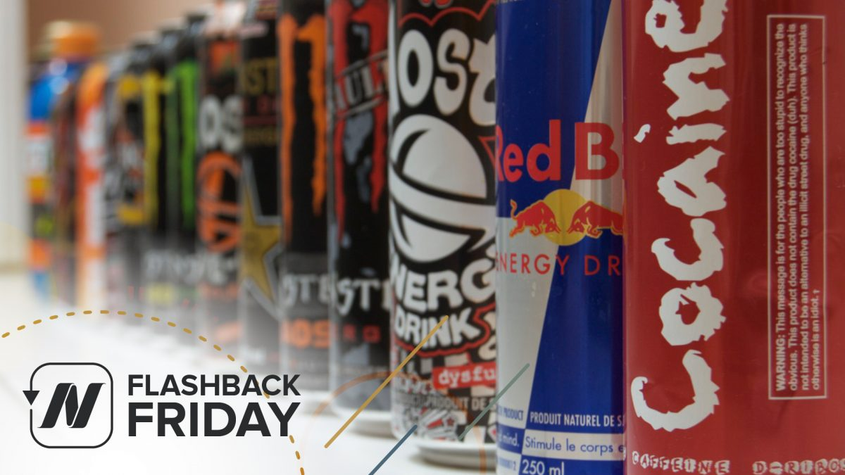 Flashback Friday: Are There Risks and Benefits of Energy Drinks?