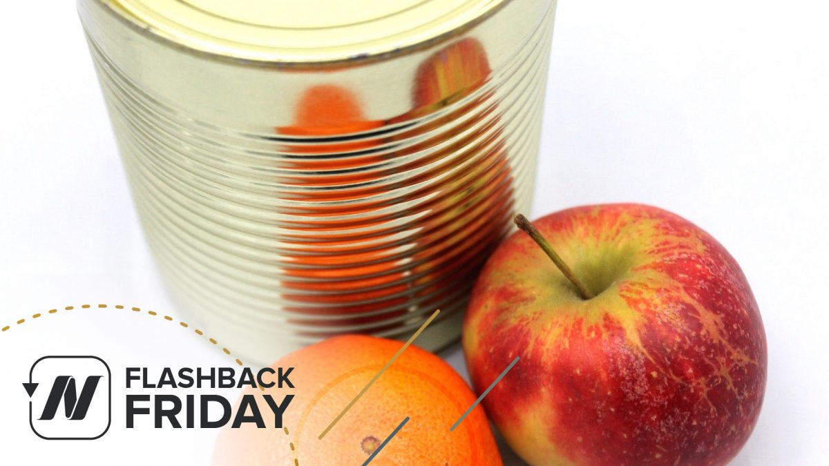Flashback Friday: Is Canned Fruit as Healthy?