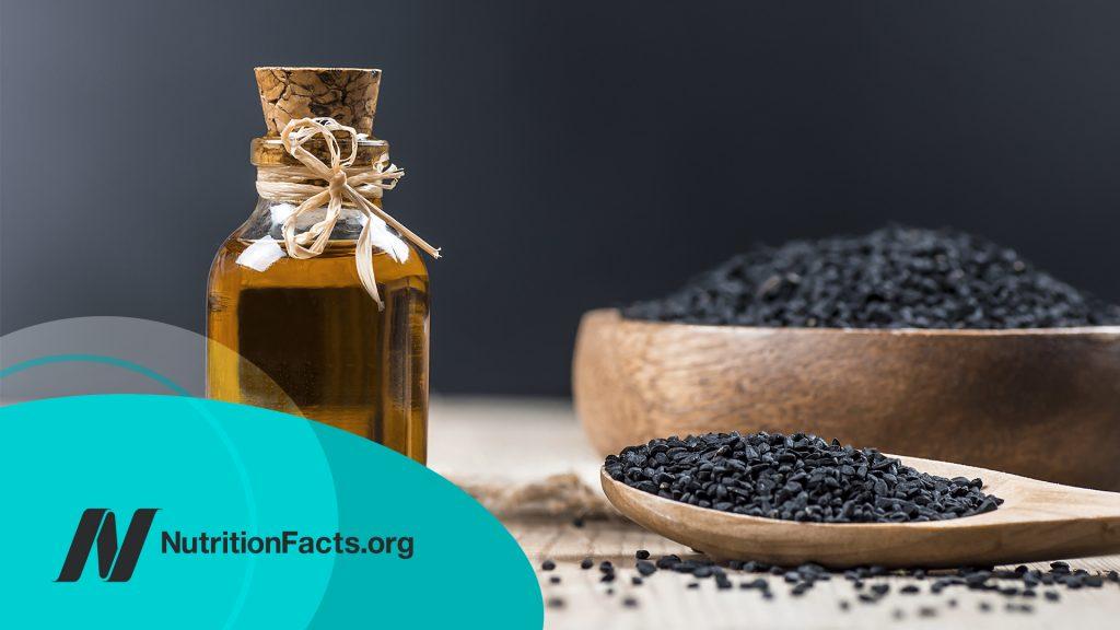 Benefits of Black Cumin Seed (Nigella Sativa) for Weight Loss
