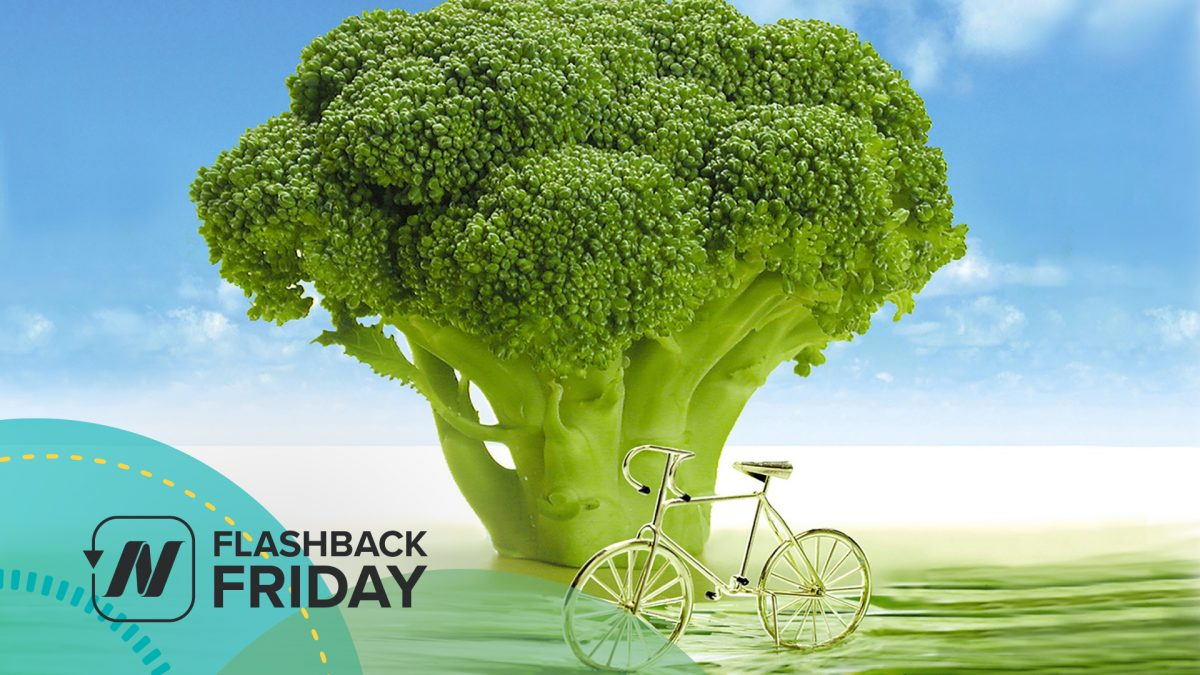Flashback Friday: Best Food to Counter the Effects of Air Pollution