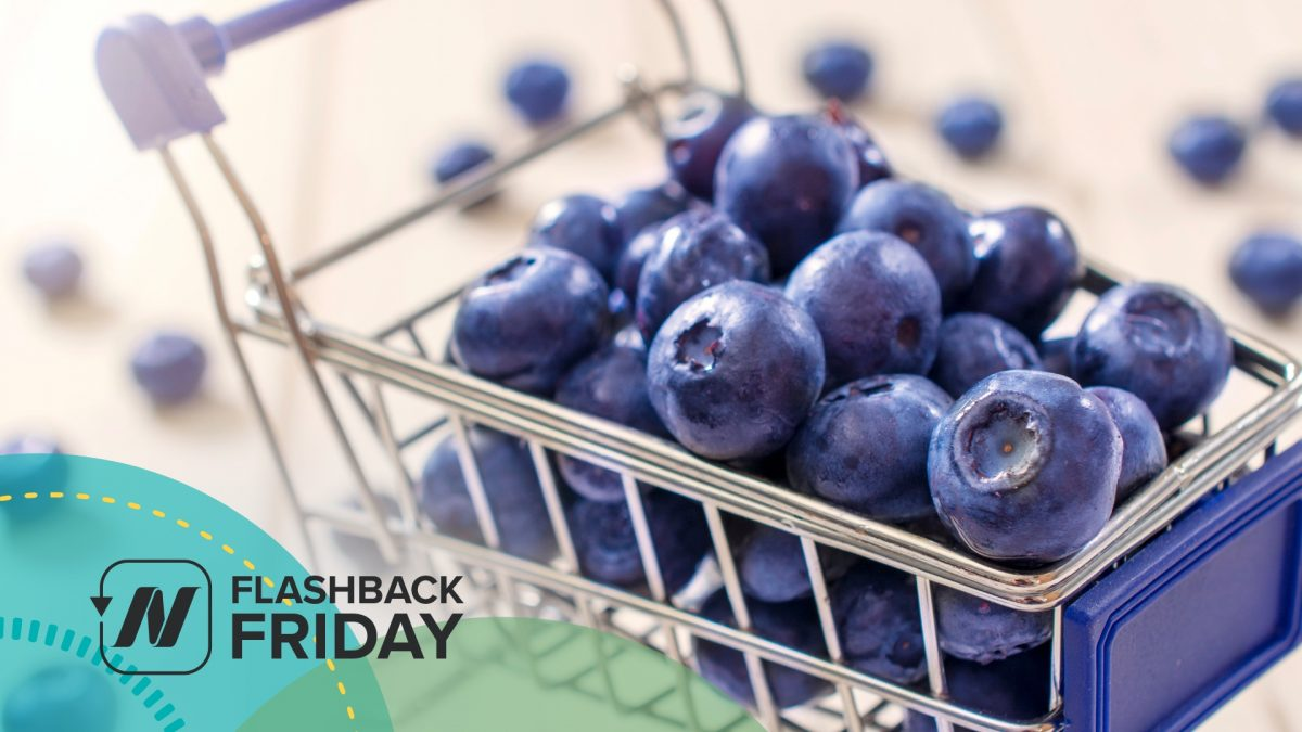 Flashback Friday: The Benefits of Açai vs. Blueberries for Artery Function
