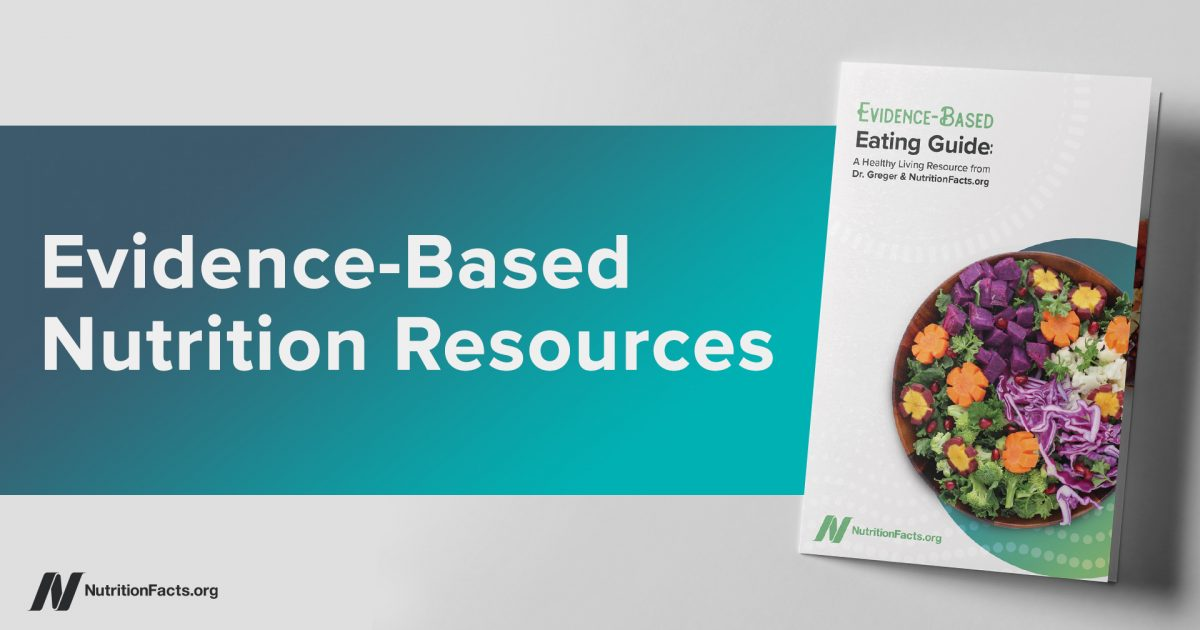 Free Resource for Health Professionals | NutritionFacts.org